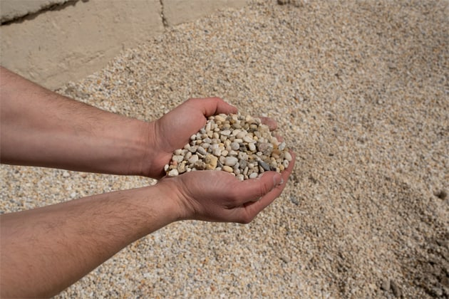 bulk Pea gravel supplier upper darby