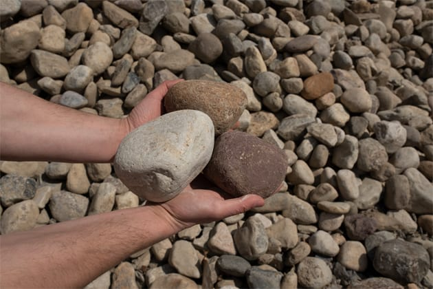 bulk River Rock supplier upper darby