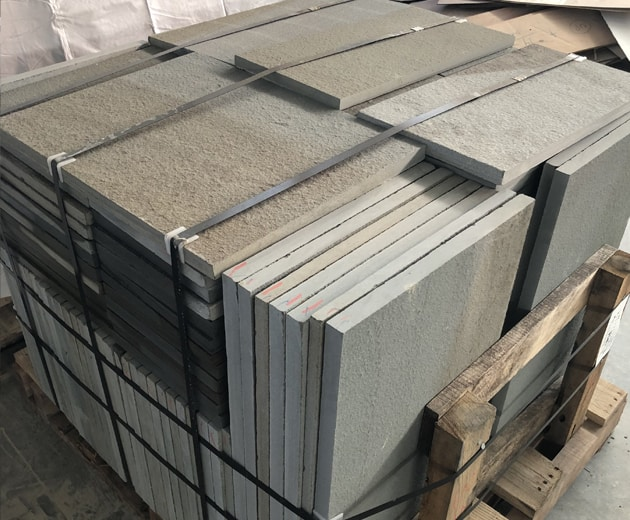 Flagstone Thermal Finish